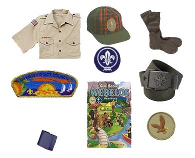 Uniform Brea Pack 707